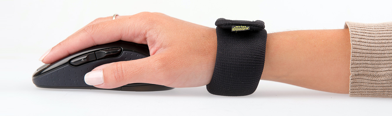 The personal wrist rest for computer users