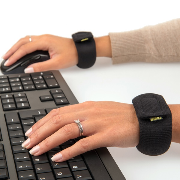 The original wearable wrist rest